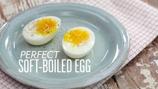 How To Make The Perfect Soft Boiled Egg | Southern Living