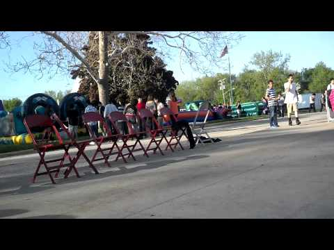 Jack Benny middle school carnival by Anthony gonza