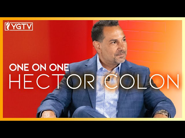 Champion Boxer Turned CEO | Héctor Colón | YG One-on-One with Paul M. Neuberger