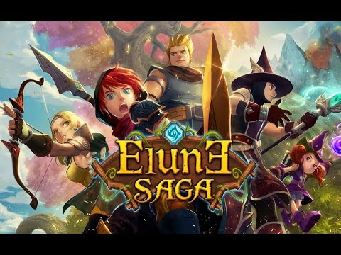 ELUNE SAGA | COMMENTARY | ANDROID GAMEPLAY |1080p