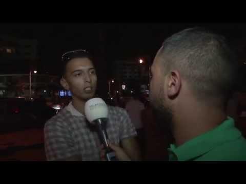 Franse Marokkanen doen zo stoer!!!