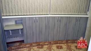 Шкаф купе, стеллаж и откидной столик для лоджии(, 2013-07-04T12:34:39.000Z)