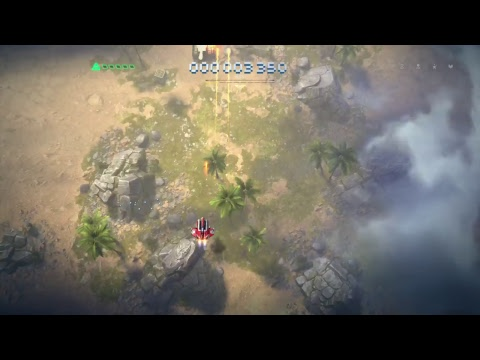Sky Force Reloaded PlayStation 4 Gameplay