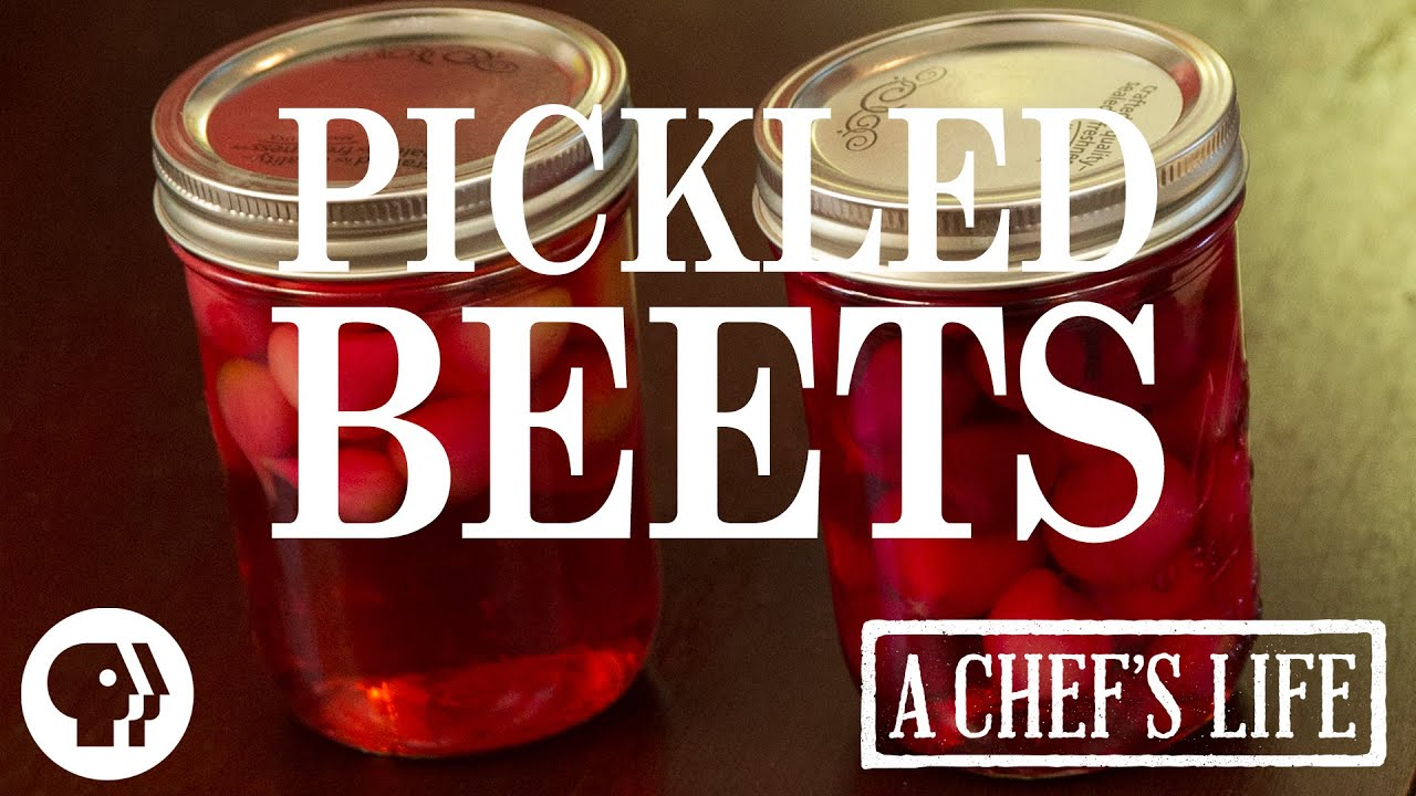 how to make pickled beets youtube
