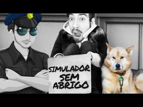 A POLICIA DOS SEM-ABRIGO!!! | SIMULADOR DE SEM-ABRIGO?! (De Pobre a MILIONÁRIO)