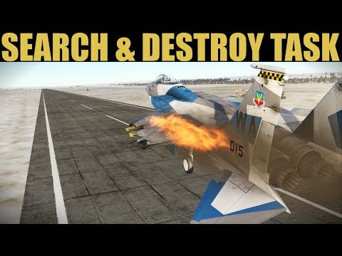 Brunei Campaign: Search & Destroy Mission Turns Ugly... Real Fast | DCS 2.5