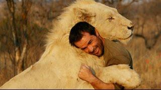 Unbelievable Friendship! wild animals showing love to humans