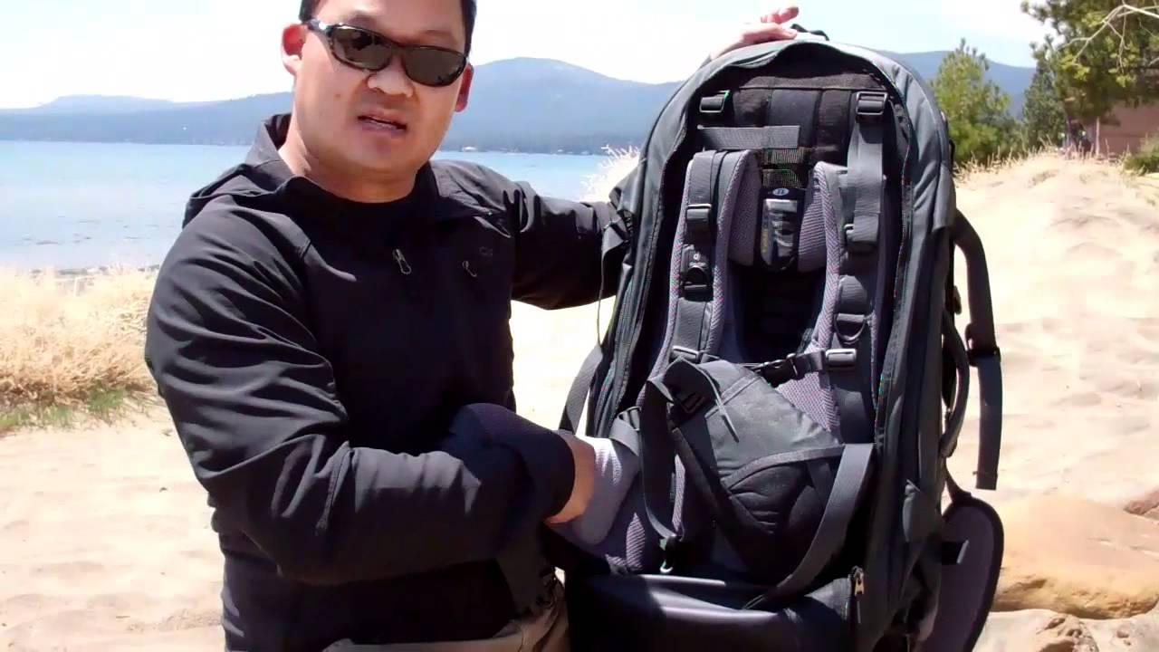 Deuter Traveller 55+10 SL Travel Backpack