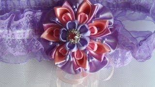 Свадебная повязка для Невесты / D.I.Y. Wedding Bridal Headband