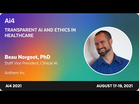 Transparent AI and Ethics in Healthcare