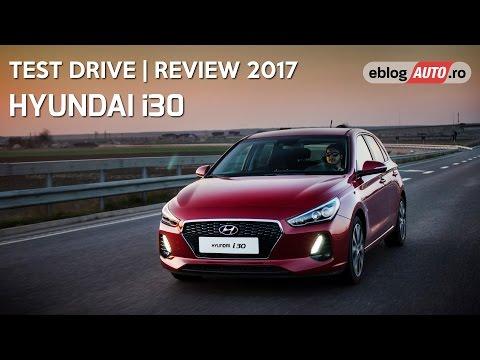 HYUNDAI i30 T-GDi 140CP 7DCT | 2017 REVIEW | TEST DRIVE eblogAUTO