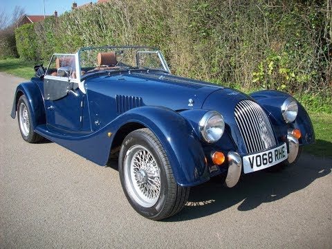 Morgan Plus 4 (2019)