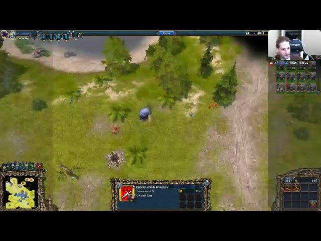 Majesty 2 - Single Missions (Live Stream) [ 05 - Romantics of the Road ]