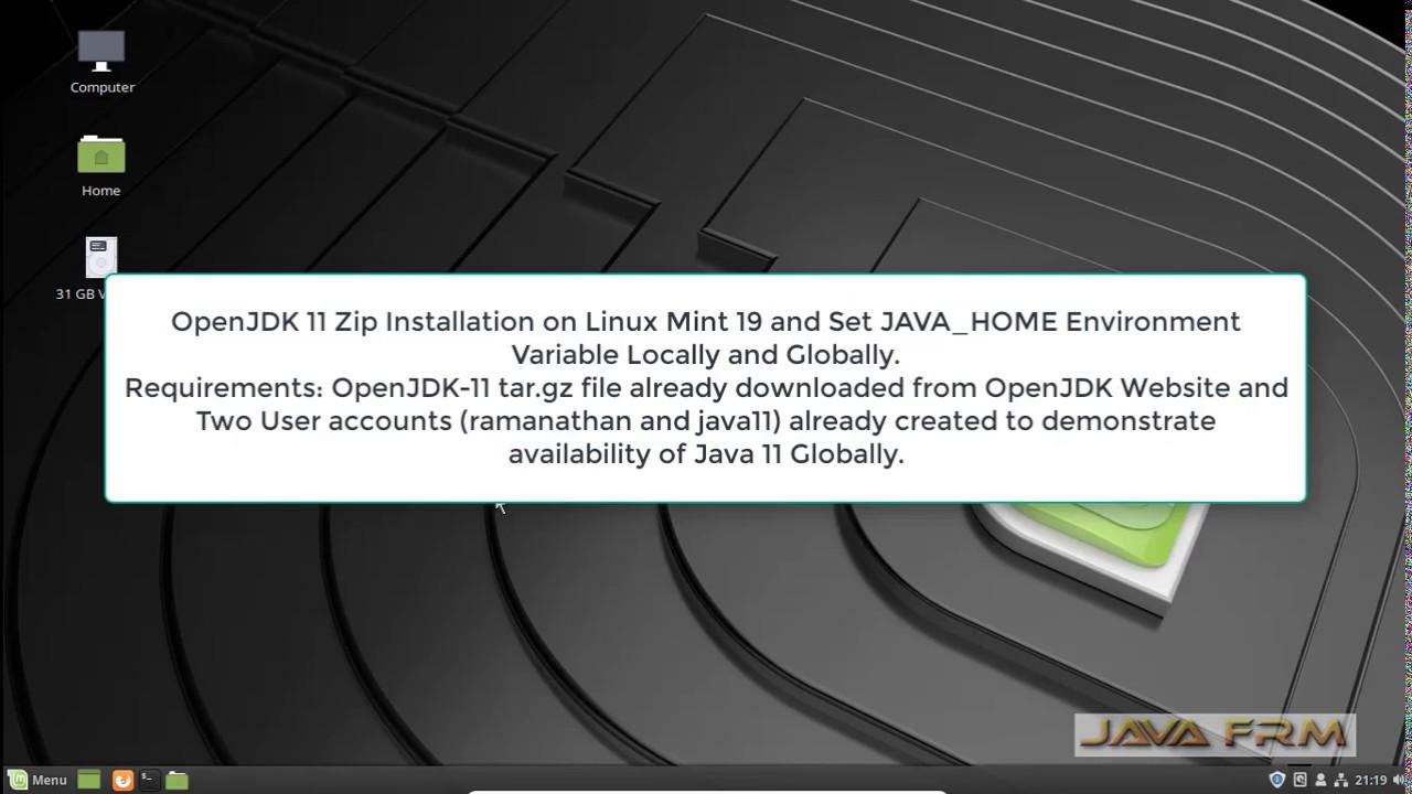 Zip Linux