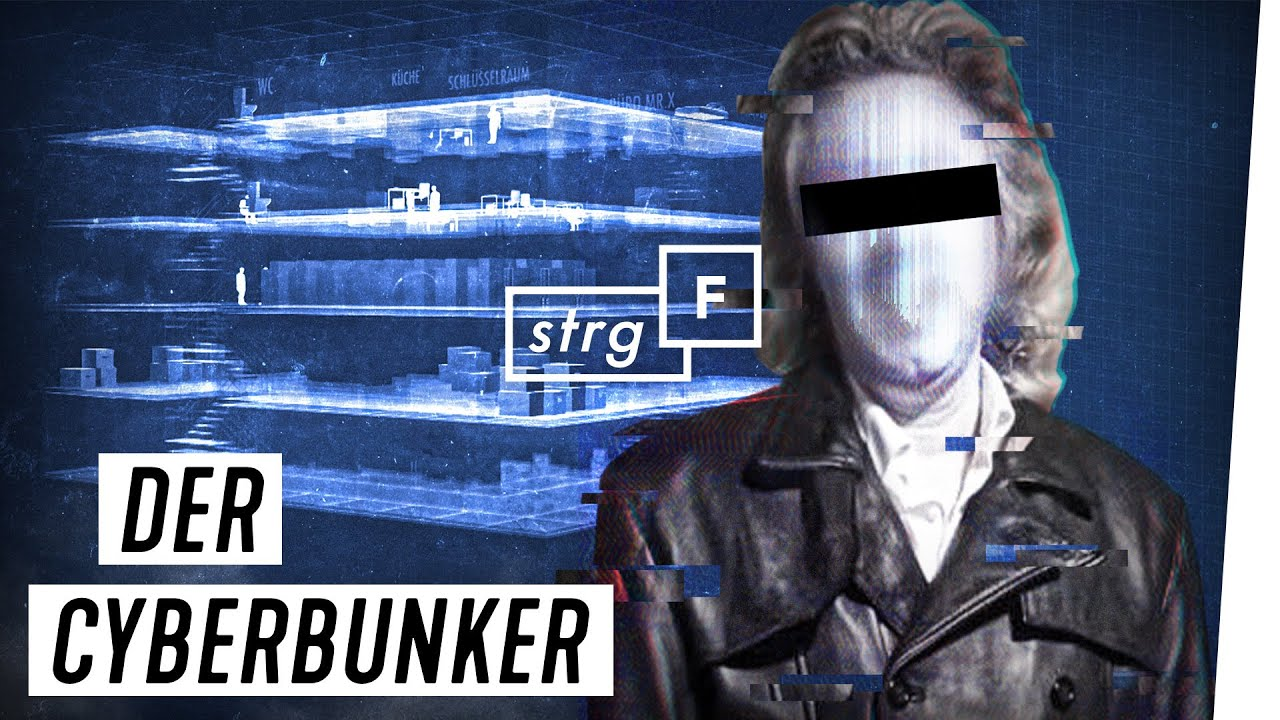 Drogen, Phishing, Malware: Wie Herman X. das Darknet eroberte | STRG_F