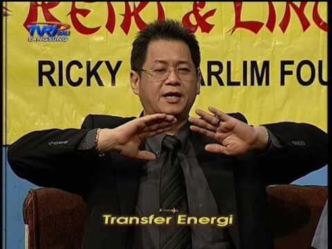 Dialog Reiki & Ling-Chi di TVRI Bali (19/01/2010) - Part 2 Ricky Suharlim