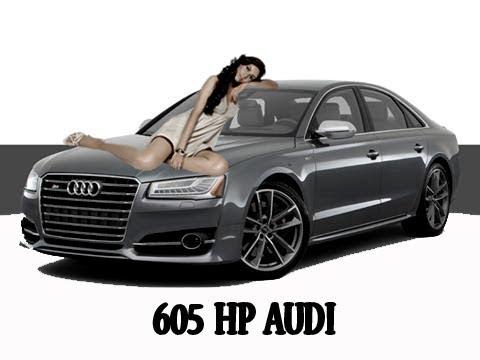 AUDI S8, AUDI S8 METALIC, S8 AUDI 605 HP