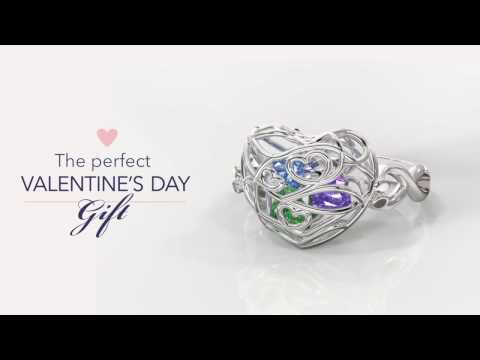 valentines day gifts cage jewelry - Valentine Day Jewelry Sales