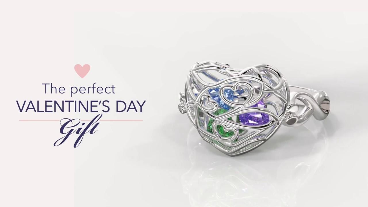 Schön Valentineu0027s Day Gifts: Cage Jewelry