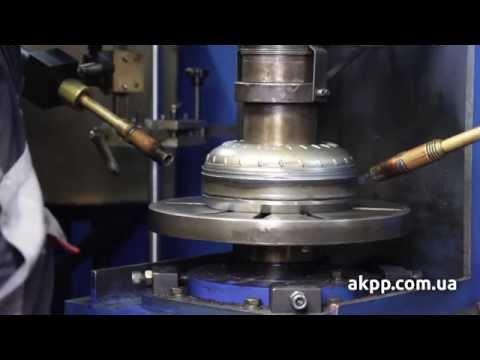 Фото к видео: Ремонт гидротрансформатора АКПП JF402E, JF405E