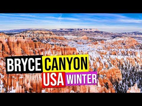 Bryce Canyon National Park, Utah. Road Trip USA #8