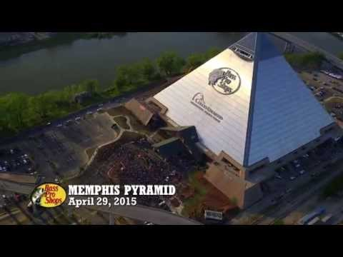 The Memphis Pyramid | Bass Pro Shops