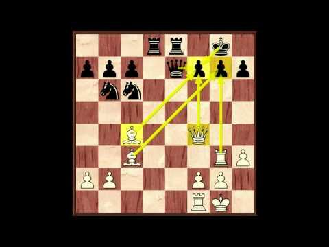 Основы шахматной игры. Часть 2 - Основы миттельшпиля