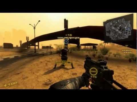 Nuclear Dawn gameplay |