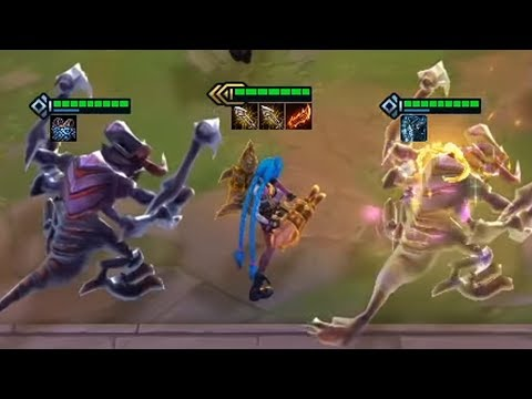 JINX LvL 3 | Teamfight Tactics Gameplay [Deutsch][9.19]