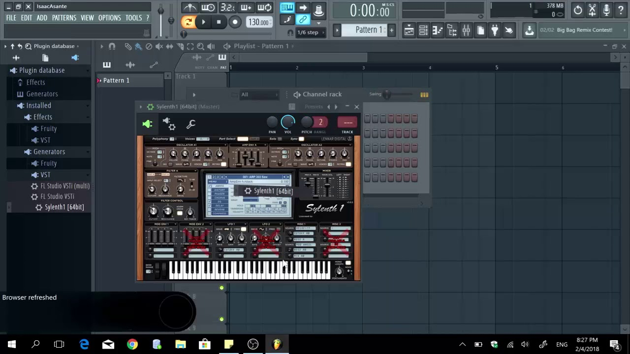 how to disable plugins fl studio