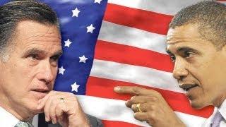 Romney oder Obama? Debate 2012 Wer rettet unsere Welt? Politikduell oder Massenverdummung?