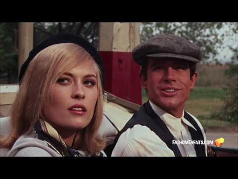 "Bonnie and Clyde 50th Anniversary (1967) Presented by TCM - ""We Rob Banks"" Clip"