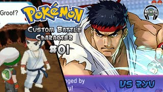 Pokemon Omega Ruby/Alpha Sapphire - MARTIAL ARTIST RYU! [Battle Character #1]