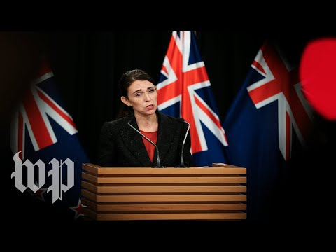 Who is Prime Minister Jacinda Ardern?