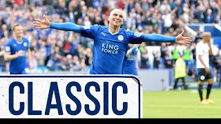 Cambiasso Scores In Farewell As Foxes Hit Five | Leicester City 5 QPR 1 | Classic Matches