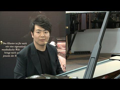 "Lang Lang live auf der Frankfurter Musikmesse: ""mastering the piano"""
