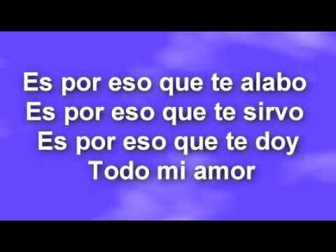 Tu Amor por mi - Letra