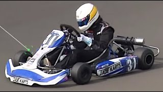 Super 1 Karting 2016, Rd 4 Llandow Part 3 | British Karting Championship Racing