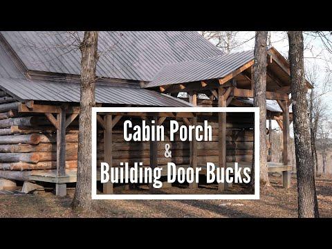 cabin-porch-build-and-door-bucks
