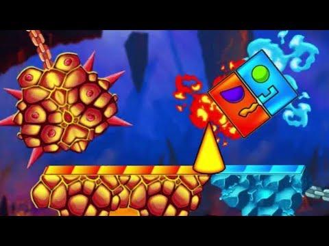 Play Geometry Dash World Online !!!