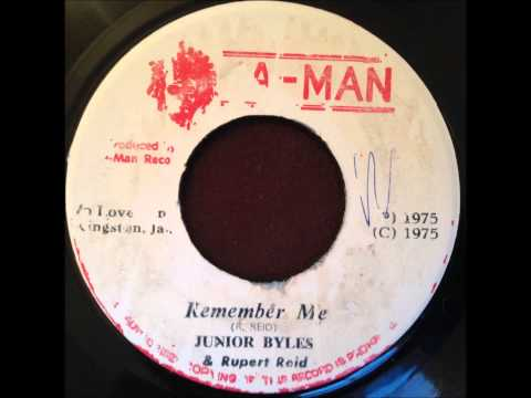 Junior Byles - Remember Me / Version