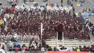 Alabama A&M University Marching Band - No Role Models - 2015