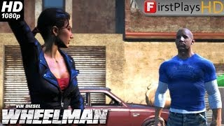 Wheelman - PC Gameplay 1080p
