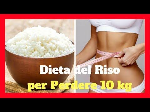 Dieta Del Riso Per Perdere 10 Kg 🔥💪✔