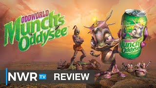 Oddworld: Munch's Oddysee (Switch) Review (Video Game Video Review)