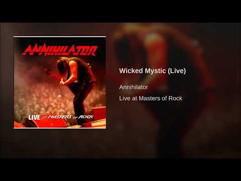 Wicked Mystic (Live)