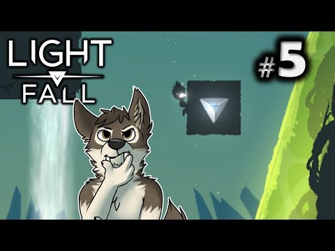 LIGHT FALL Let's Play Part 5 || A SLIMY SITUATION || LIGHT FALL Gameplay