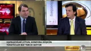 Bloomberg HT Finans Merkezi - Hafele Türkiye Genel Müdürü Hilmi UYTUN Röportajı 1/2
