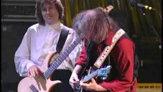 Led Zeppelin perform Rock and Roll Hall of Fame inductions 1995
