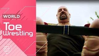 Toe Wrestling - Inside this Bizarre Sport